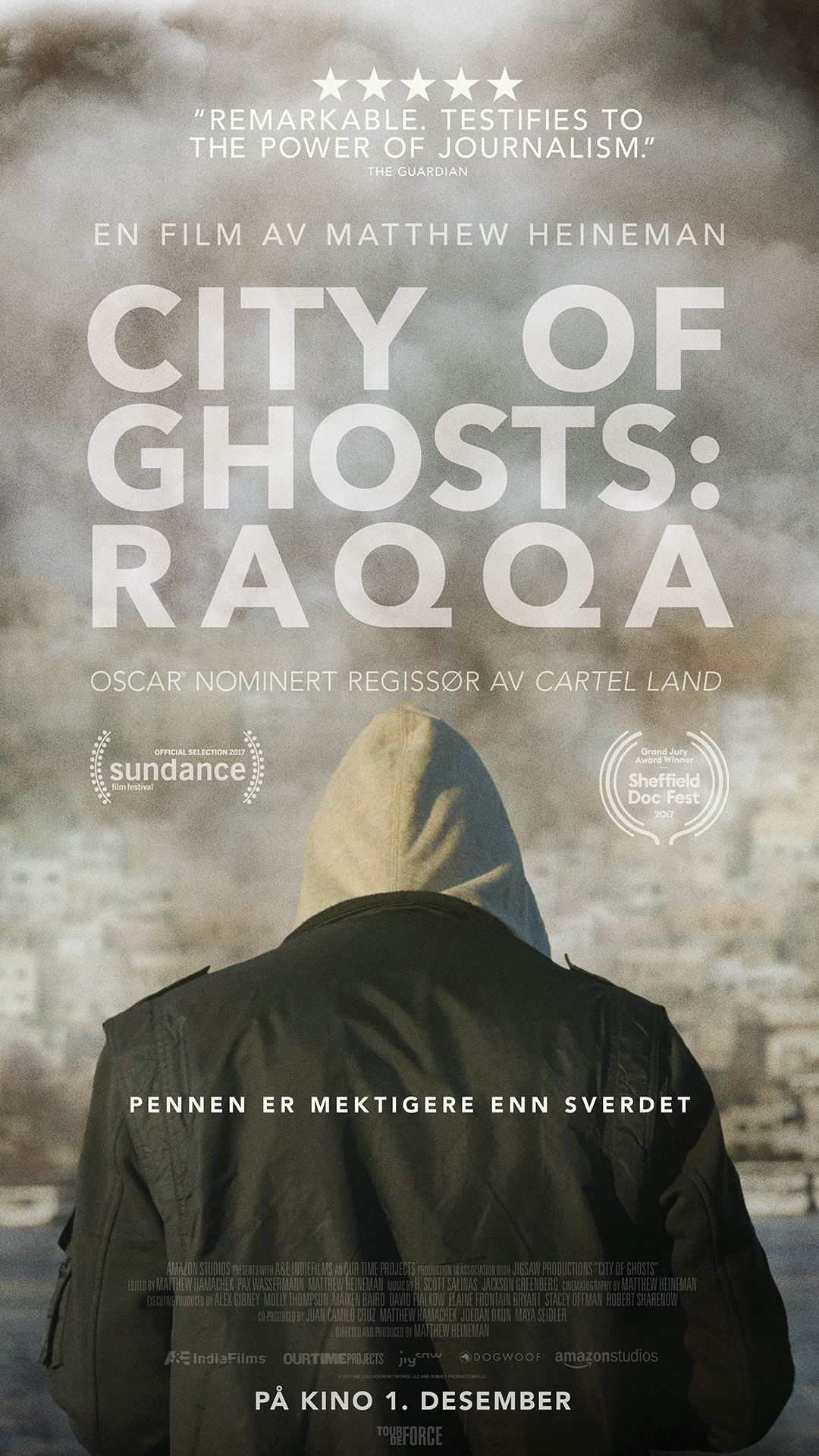 City of Ghosts: Raqqa