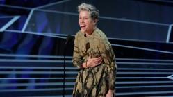 Fikk alle nominerte kvinner i salen til å reise seg