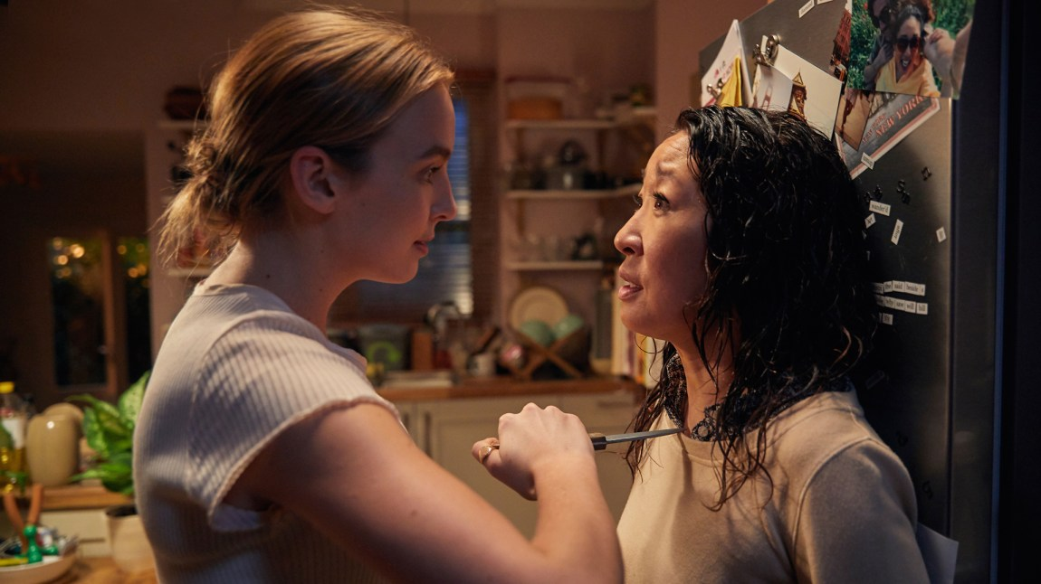 5a813564 Killing Eve er en av de Emmy-nominerte seriene vi anbefaler å sjekke ut før