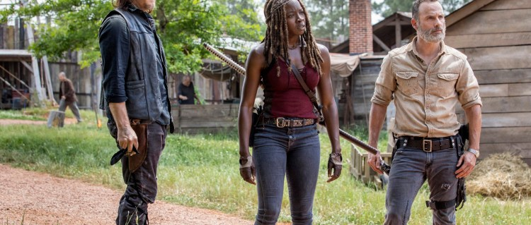 The Walking Dead S09 E01 – E03