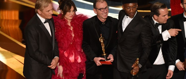 """Green Book"" vant Oscar for beste film"