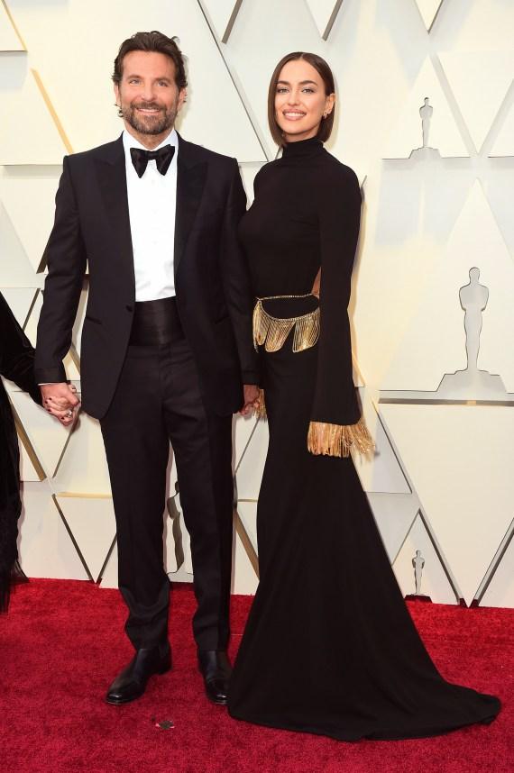 Bradley Cooper og Irina Shayk. Foto: Jordan Strauss/Invision/AP