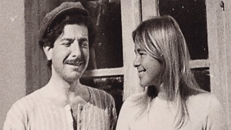 Marianne & Leonard – Words of Love