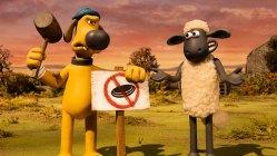 Sauen Shaun filmen: Farmageddon