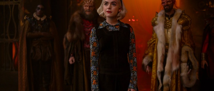 Chilling Adventures of Sabrina S03