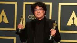 «Parasitt» vant Oscar for beste film!
