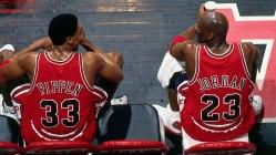 Michael Jordan – Den siste dansen