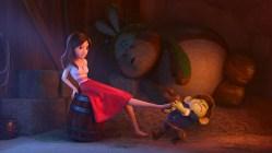 Prinsesse i røde sko
