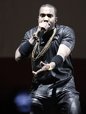 Kanye West. (Foto: NTB Scanpix / AFP Photo)