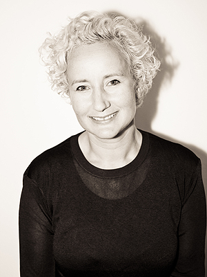 Julie Forchhammer er miljøsjef for Øyafestivalen. Foto: Halina Sjuve.