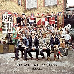 Mumford & Sons-albumet Babel både strømmer og laster ned godt. Foto: Albumcover.