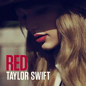 Taylor Swift har satt en historisk salgsrekord med albumet Red. Foto: Big Machine Records.