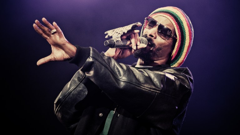 Snoop Lion blir TV-spill