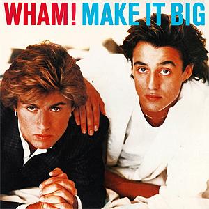 Ikke siden Wham! ga ut Make It Big i 1985 har britisk musikk vært like populært i USA. Foto: Albumcover.