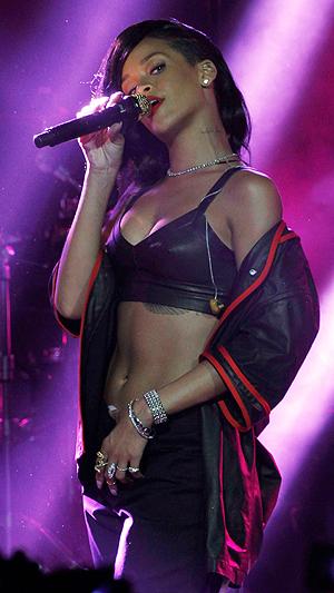 Rihanna. (Foto: NTB Scanpix,  AP, Marco Ugarte)