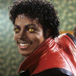 """Michael Jackson i """"Thriller""""-videoen. (Skjermdump, Youtube)"""