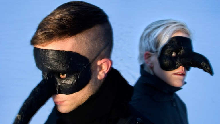 The Knife med manifest