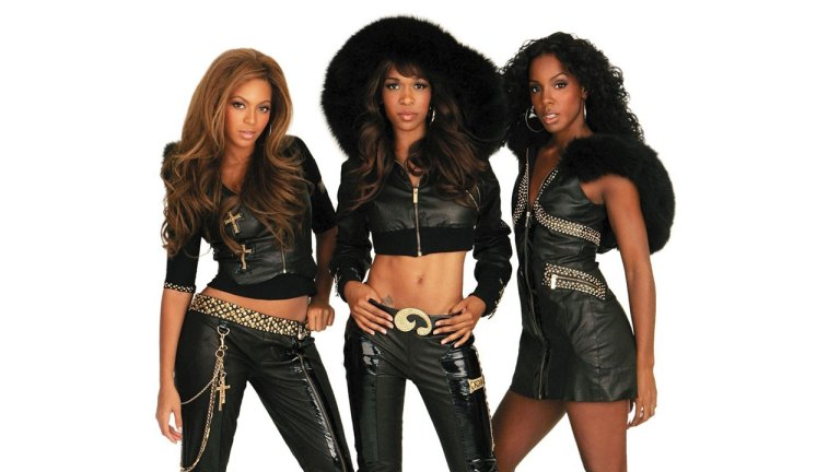 Destiny's Child på samme låt
