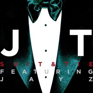 Justin Timberlake sin nye låt ''Suit & Tie''. (Foto: Promo)