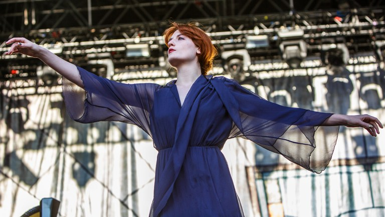 Florence Welch størst på NME Awards