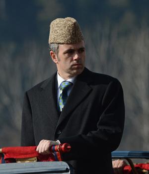 Omar Abdullah. (Foto: NTB Scanpix, Tauseef Mustafa, AFP)
