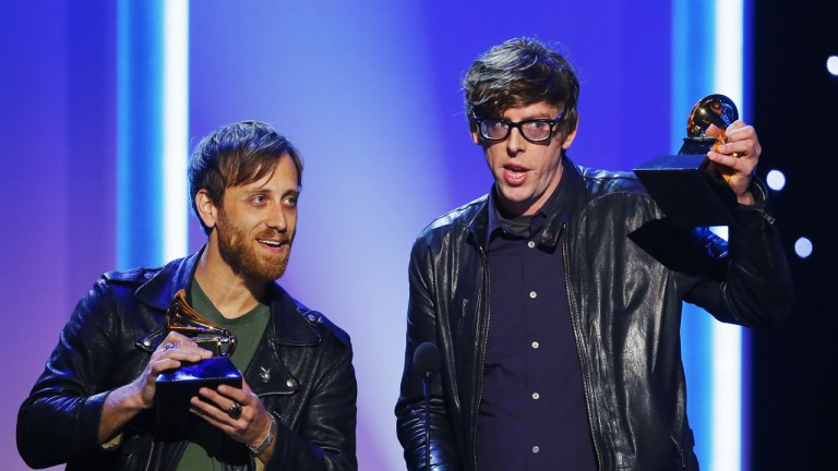 Black Keys rocket Grammy Awards