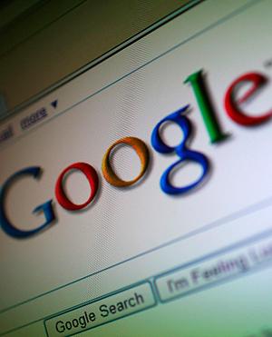 Nettgiganten Google vil trolig satse mye p åmusikk i framtida. Illustrasjonsfoto: NTB Scanpix / Robert Galbraith, Reuters.