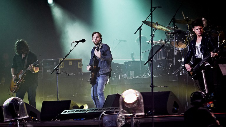 Kings of Leon også til Bergen