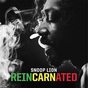 """Snoop Lion - """"Reincarnated""""-omslaget. (Foto: Promo)"""