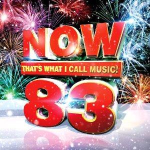 Now That's What I Call Music 83 var det mest solgte samlealbumet i 2013 i Storbritannia. Foto: Promo.