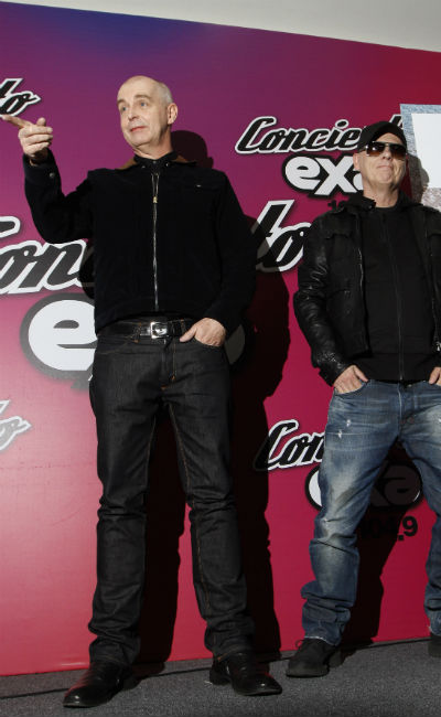 Pet Shop Boys avbildet i Mexico City sent i fjor. (Foto: NTB Scanpix, AP, Marco Ugarte)