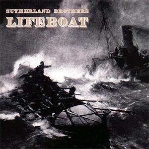 """""""Sailing"""" ble første gang gitt ut på albumet lifeboat av The Sutherland Brothers. Foto: Albumcover."""
