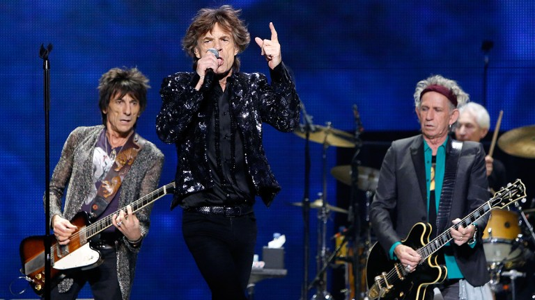 The Rolling Stones til Norge