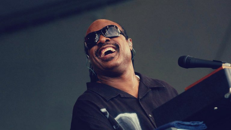 Stevie Wonder til Grammy-scenen