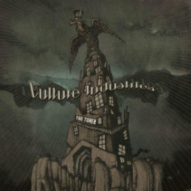 """""""The Tower""""-omslaget. (Foto: Promo)"""