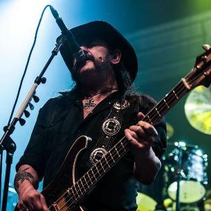 Lemmy og Motörhead har holdt det gåande lenge. Her frå Bergen i fjor. (Foto: Christian Misje/NRKP3)