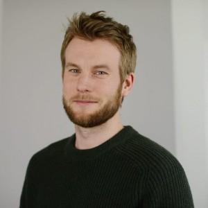 Eirik Kydland. Foto: Rune Mortensen