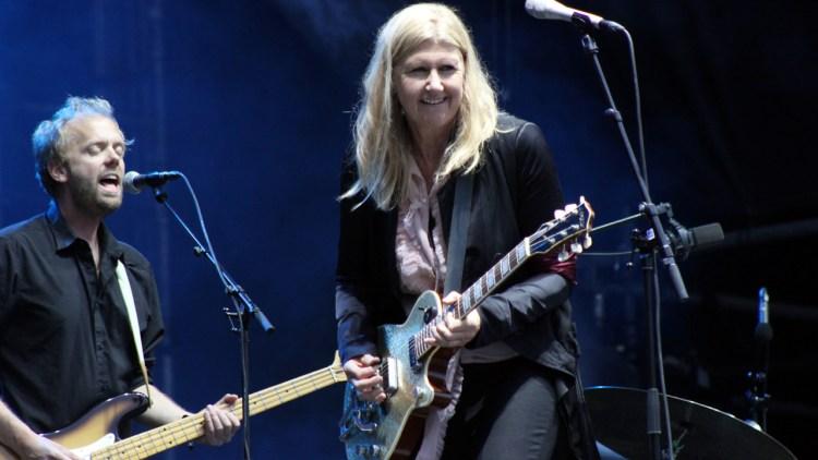 Anne Grete Preus har vært soloartist i et kvart århundre, men er fortsatt innovativ. (Foto: Martin Joheim, NRK P3)