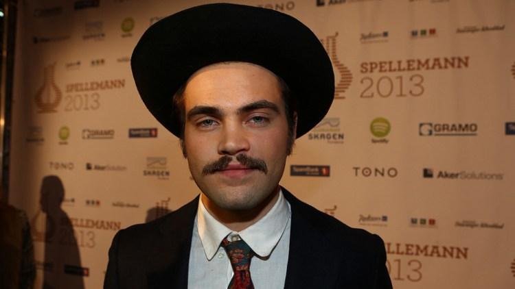 Mikael Paskalev. (Foto: Tom Øverlie, NRK P3)
