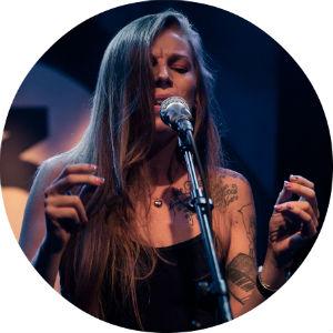 Gabrielle. (Foto: Rashid Akrim, NRK P3)