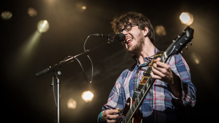 Cloud Nothings på Pstereo 2014. (Foto: Erlend Lånke Solbu, NRK P3)