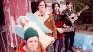 Pressebilde fra 1998 av det mytiske bandet Neutral Milk Hotel. (Foto: Promo)