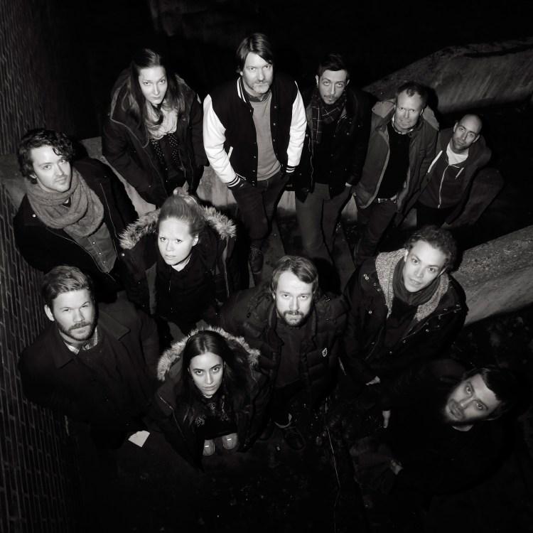 Kristoffer Los har skrevet bestillingsverk for Trondheim Jazzorkester (Foto: Eivind Stuevold)