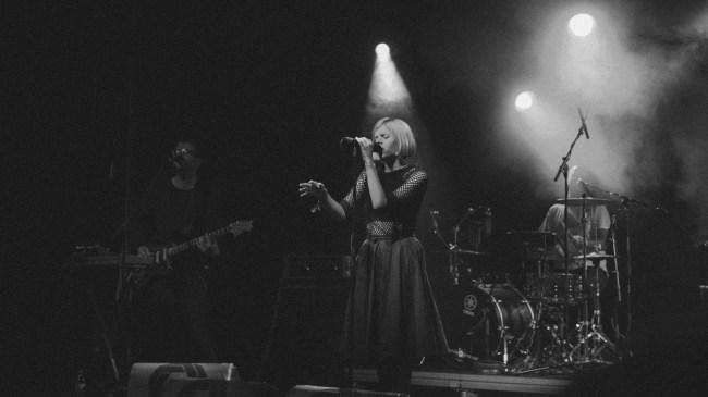 På scenen under Berlin Music Week
