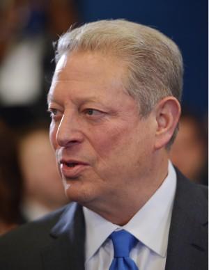 Al Gore håper Live Earth vil øke bevisstheten rundt klimaendringer. Foto: NTB Scanpix, Mandel Ngan