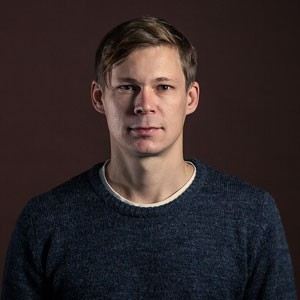 "Musikksjef i P3, Mats Borch Bugge, synes ikke ""ID"" er en radiolåt. (Foto: Kim Erlandsen, NRK P3)"