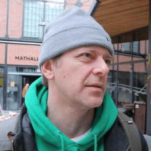 Tommy Tee. Foto: NRK P3