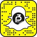 Scann bildet for å følge P3s Snapchat-konto!