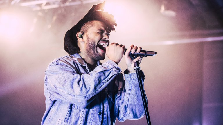 The Weeknd til Bergen