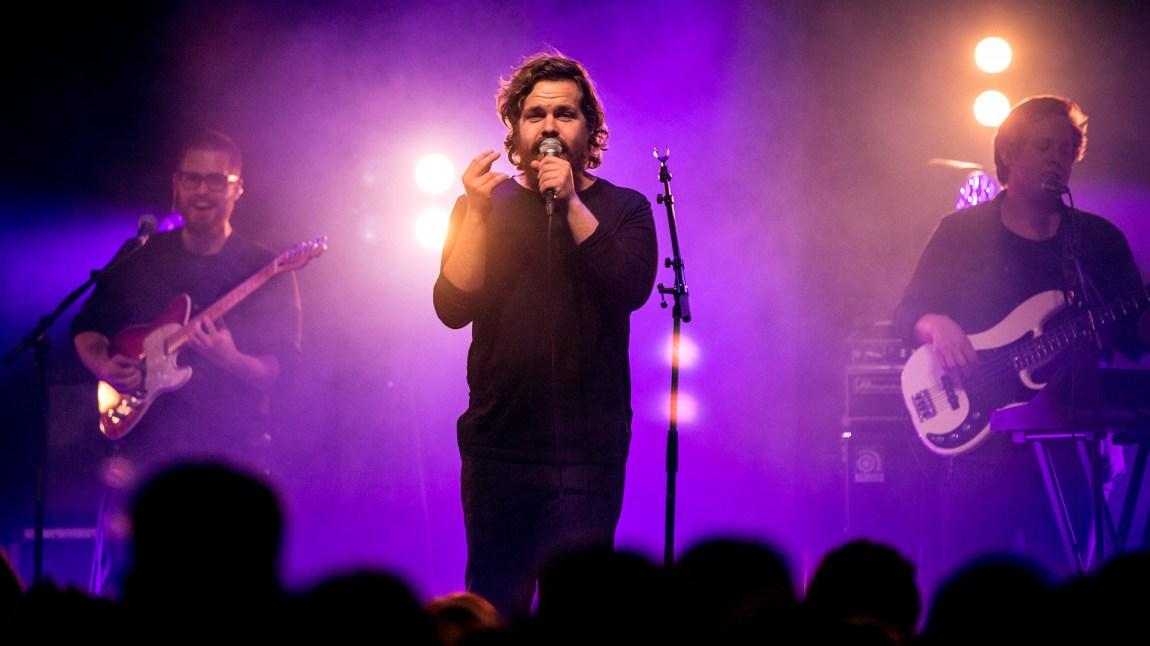 Kristian Kristensen. Foto: Tom Øverlie / NRK P3
